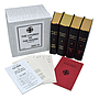 Liturgy Of The Hours Set Of 4 Leather-Not Sold Seperately